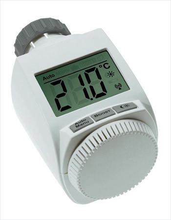 Energitilskud til skift af radiator termostater